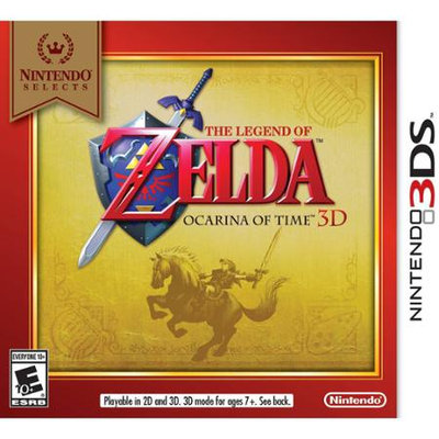 Legend Of Zelda: Ocarina Of Time 3D Nintendo 3DS