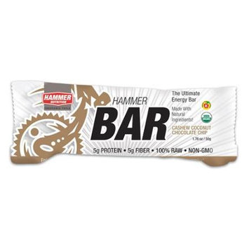 Hammer Nutrition Ultimate Energy Bar - Box of 12 (Cashew Coconut Chocolate Chup)