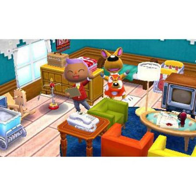 Animal Crossing Happy Home Designer - 3DS by 3DS