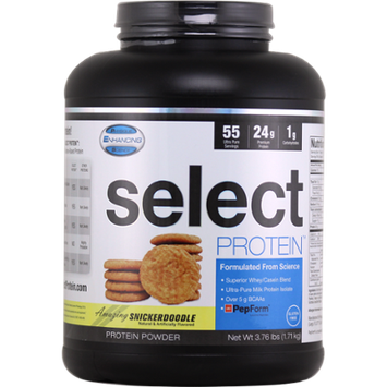 PES Select Protein Snickerdoodle 4 lbs