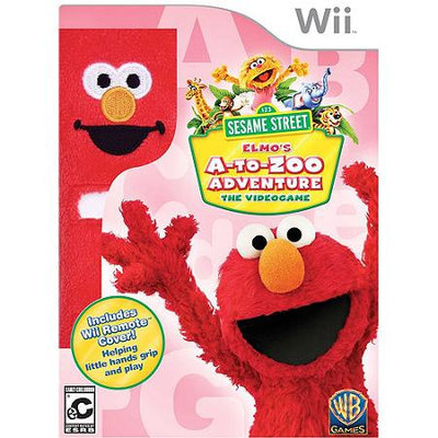 Warner Brothers Sesame Street: Elmo's A-To-Z Adventure from Warner Bros.