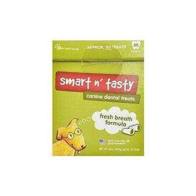 Smart N' Tasty Smart N Tasty 853258004197 Fresh Breath Medium 32oz Canister
