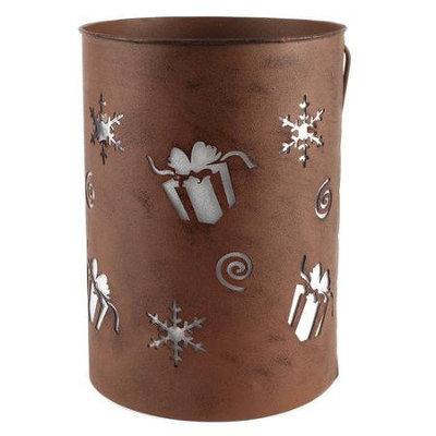 Blossom Bucket Presents Lighted Lantern