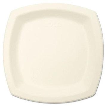 Solo Inc. Paper Plates Solo Bare Eco-Forward Dinnerware, 6