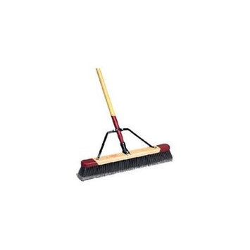 24 Inch Smooth Push Broom 2224A by Harper Brush