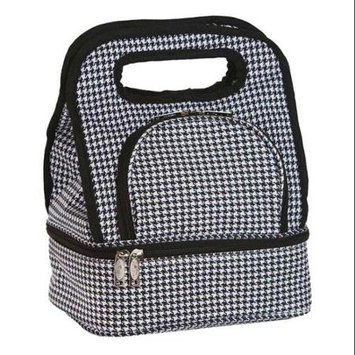 Picnic Plus Psm-144Ht Savoy Lunch Bag- Houndstooth
