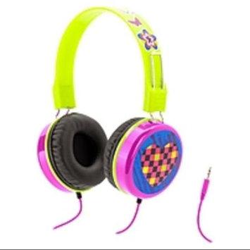 Griffin Pink CrayolaA MyPhones Kids Volume-limiting Headphones