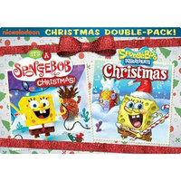 Nickelodeon Christmas Double-Pack: It's A SpongeBob Christmas! / SpongeBob SquarePants Christmas (Walmart Exclusive) (Full Frame)