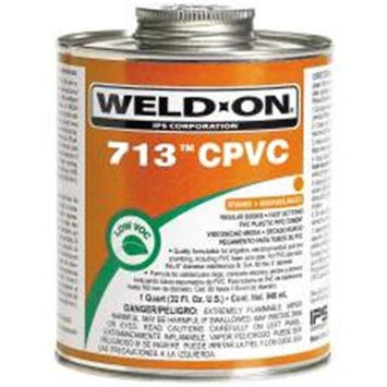 Ips Corporation 451175 Weld-On Cement Cpvc Orange