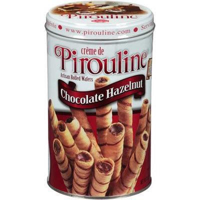 De Beukelaer Chocolate Hazelnut Pirouline Rolled Wafers, 14 oz