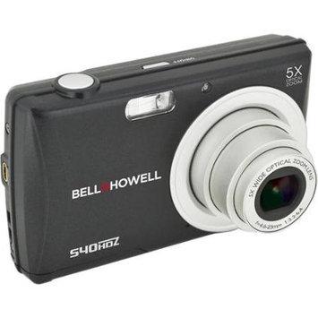Bell & Howell S40HDZ-BK Bell+howell S40hdz-bk 16.0 Megapixel S40hdz Slim Hd Digital Camera [black]