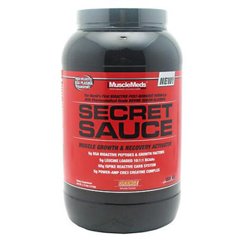 MuscleMeds Secret Sauce Orange 3.12 lbs