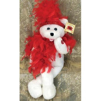 Chantilly Lane G1130 19 In. Roxie Bear Sings I Want To Be Loved By You Toy