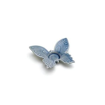 Home Locomotion Blue Butterfly Tealight Holder