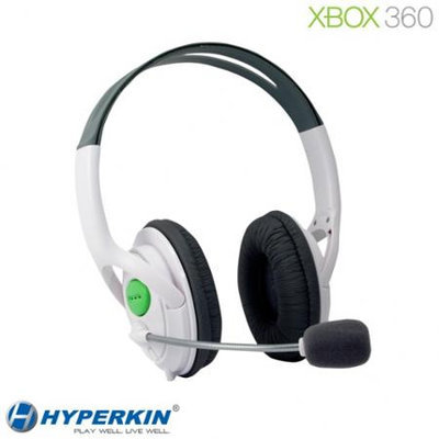 Xbox 360 MZX-1000 Microphone Headset