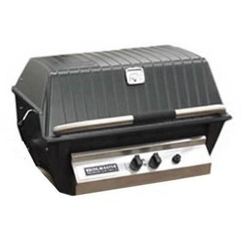 Broil-mate Broilmaster P3XFN Premium Grill Head with Flare Busters Briquets