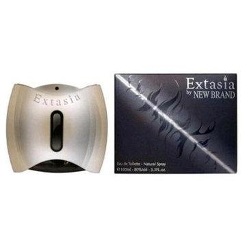 Extasia by New Brand for Men - 3.3 oz EDT Spray
