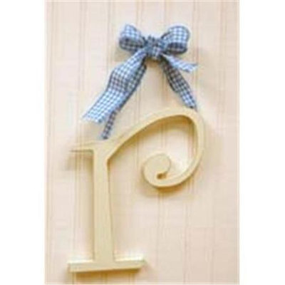 New Arrivals Newarrivals WL9R-036 9 in. Hanging Letters R