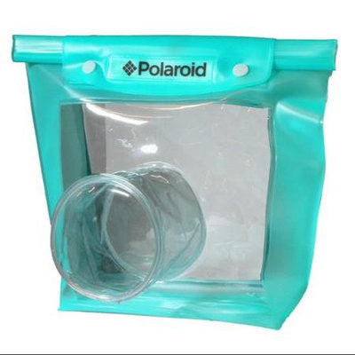 Polaroid Dive Rated Waperproof Pouch For Canon, Nikon, Sony Digital SLR Cameras