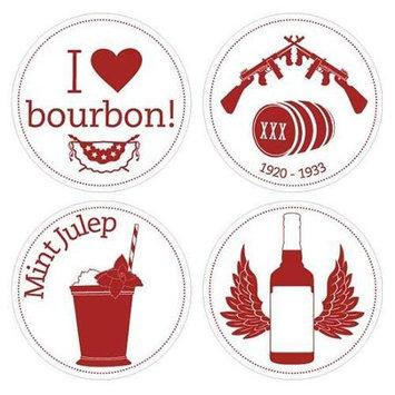 Teroforma S/12 Bourbon Coaters PCOA4BBN
