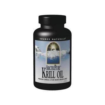 Source Naturals Arctic Pure Krill Oil 1000 mg - 60 Softgels