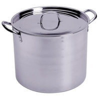 Concord Stock Pot with Lid Size: 60-qt.
