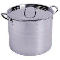 Concord Stock Pot with Lid Size: 100-qt.