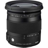 Sigma 17-70mm f2.8-4 DC Macro HSM Lens - Pentax Fit