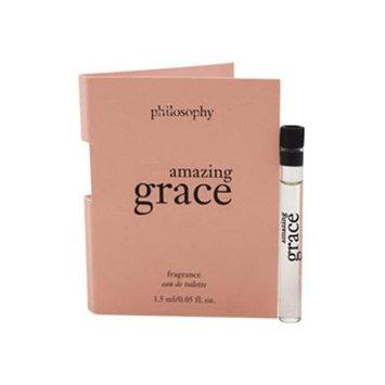 Philosophy W-M-1586 Amazing Grace Womens EDT Splash Vial Mini - 0.05 oz