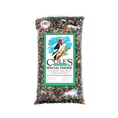 Cole's Wild Bird Products Special Feeder 20 Lbs.