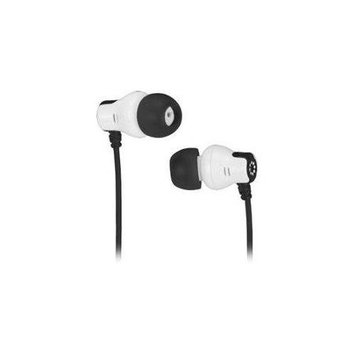 Memorex CB25 Comfort and Style Earbuds, Black