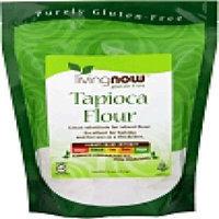 NOW Foods Living Now Tapioca Flour 16 oz