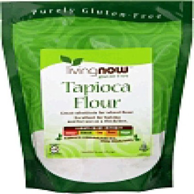 NOW Foods Living Now Tapioca Flour 16 oz