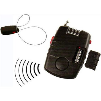 FJM Security Products SX-776 Cable Alarm Lock