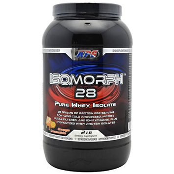APS Nutrition, IsoMorph 28 Orange Creamsicle 2 lb