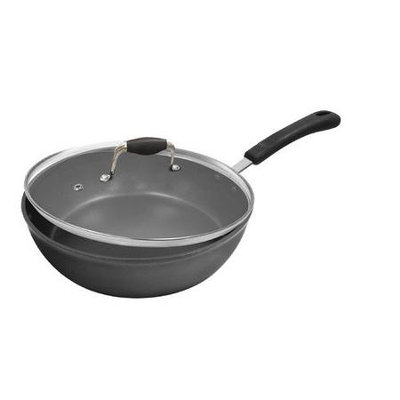 Epoca Ecolution Symphony Covered Deep Saute Pan, 4.5 Qt.
