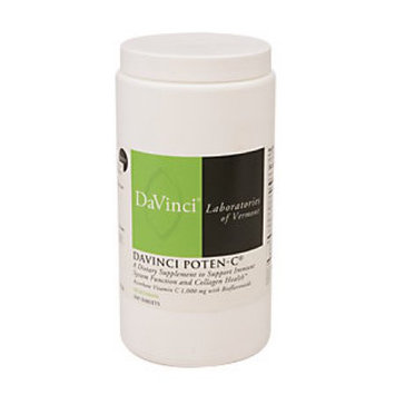 DaVinci Laboratories - DaVinci Poten-C - 500 Vegetarian Tablets