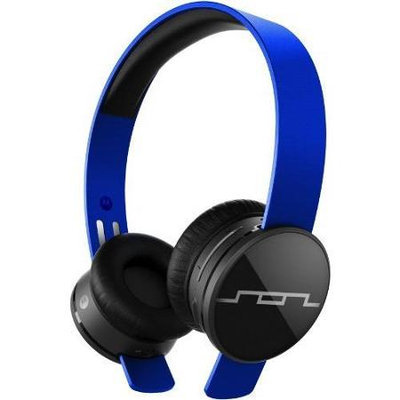 Sol Republic TRACKS AIR Wireless Headphones - Blue