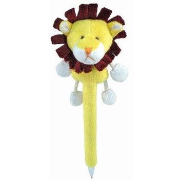 Puzzled 5516 Plush Pen - Lion