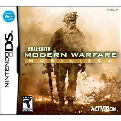 Activision Blizzard Inc 83753 COD: MW MOBILIZED DS