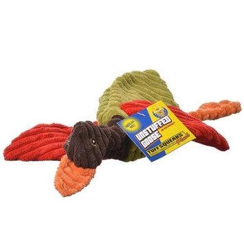 PETSPORT USA Tuff Squeaks Unstuffed Goose Dog Toy