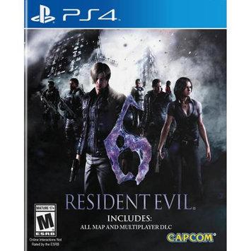 Capcom Resident Evil 6 HD Playstation 4 [PS4]