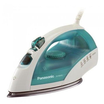Panasonic - Steam Iron - White/blue