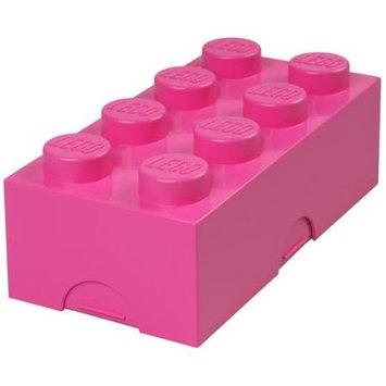 LEGO Lunch Box, Medium Pink