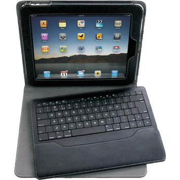 Solidtek KB-5331B-PF iPad2 Leather Case Keyboard