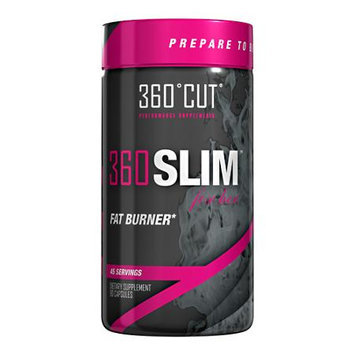 360Cut 360Slim For Her 90 Capsules - 90 Capsules