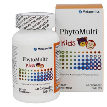 Metagenics - PhytoMulti Kids - 60 Chewable Tablets