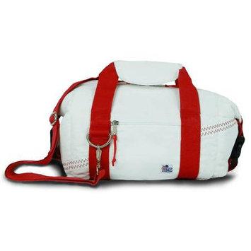 Sailorbags 12-Pack Soft Sailcloth Cooler Bag Red