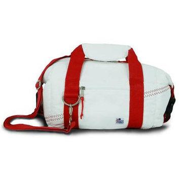 Sailorbags 24-Pack Soft Sailcloth Cooler Bag Red