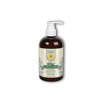 Sunfeather - Liquid Hand Soap Rosemary Spearmint - 12 oz.